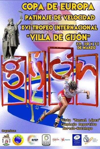 copa de Europa Villa de Gijón