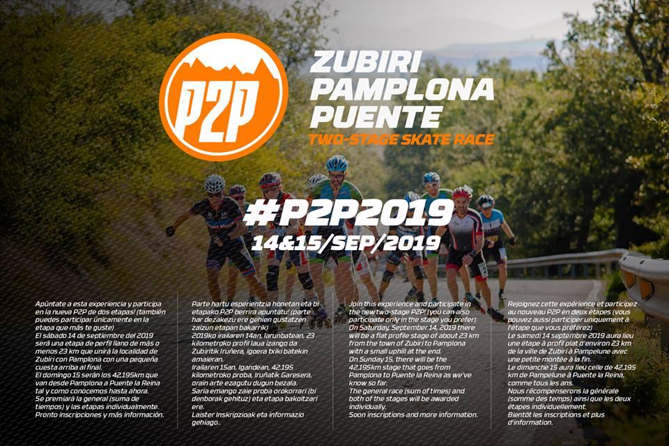 Zubiri Pamplona Puente 2019