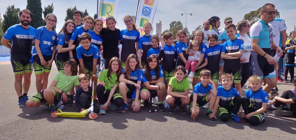 Trofeo Benidorm 2019 Patinaje de Velocidad Paiporta