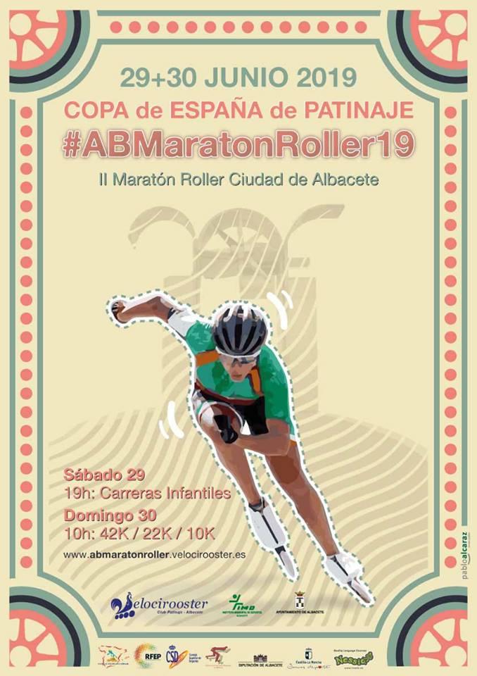II Roller Maratoón Albacete Patinaje Velocidad Paiporta