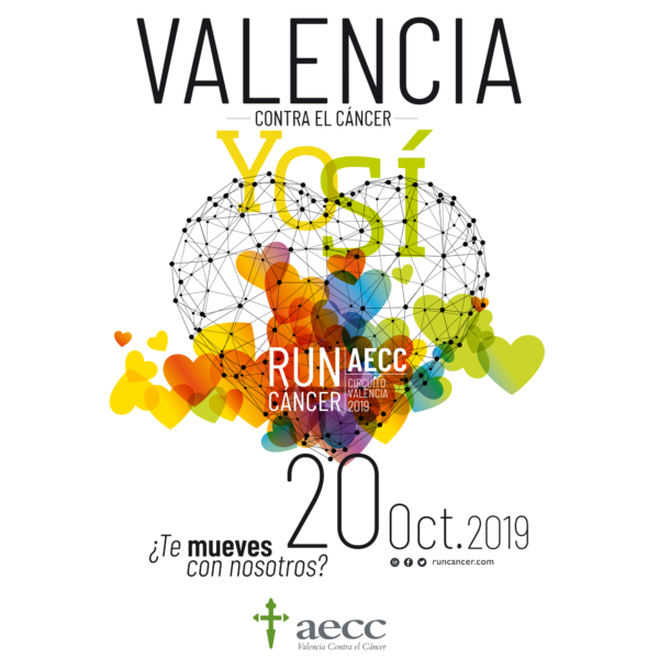 Patianda 'Valencia contra el cancer'