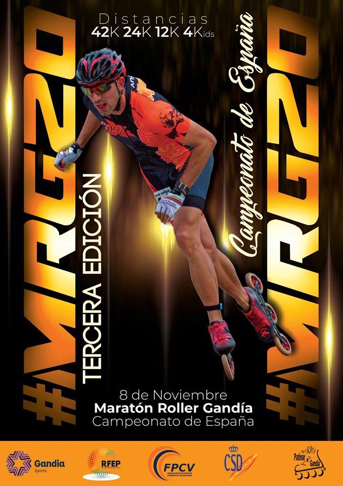 Campeonato de España Maratón Gandia 2020