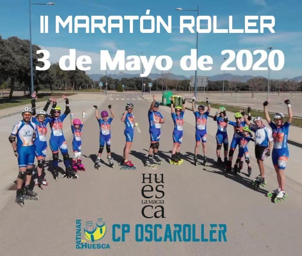 Maratón Roller Huesca 2020