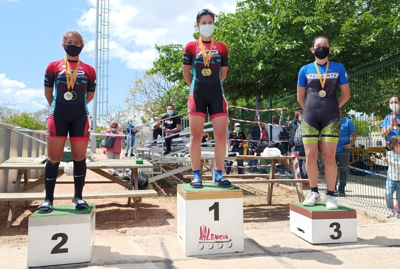 Campeonato Autonómico Comunidad Valenciana 2021 Carmen Cortijo