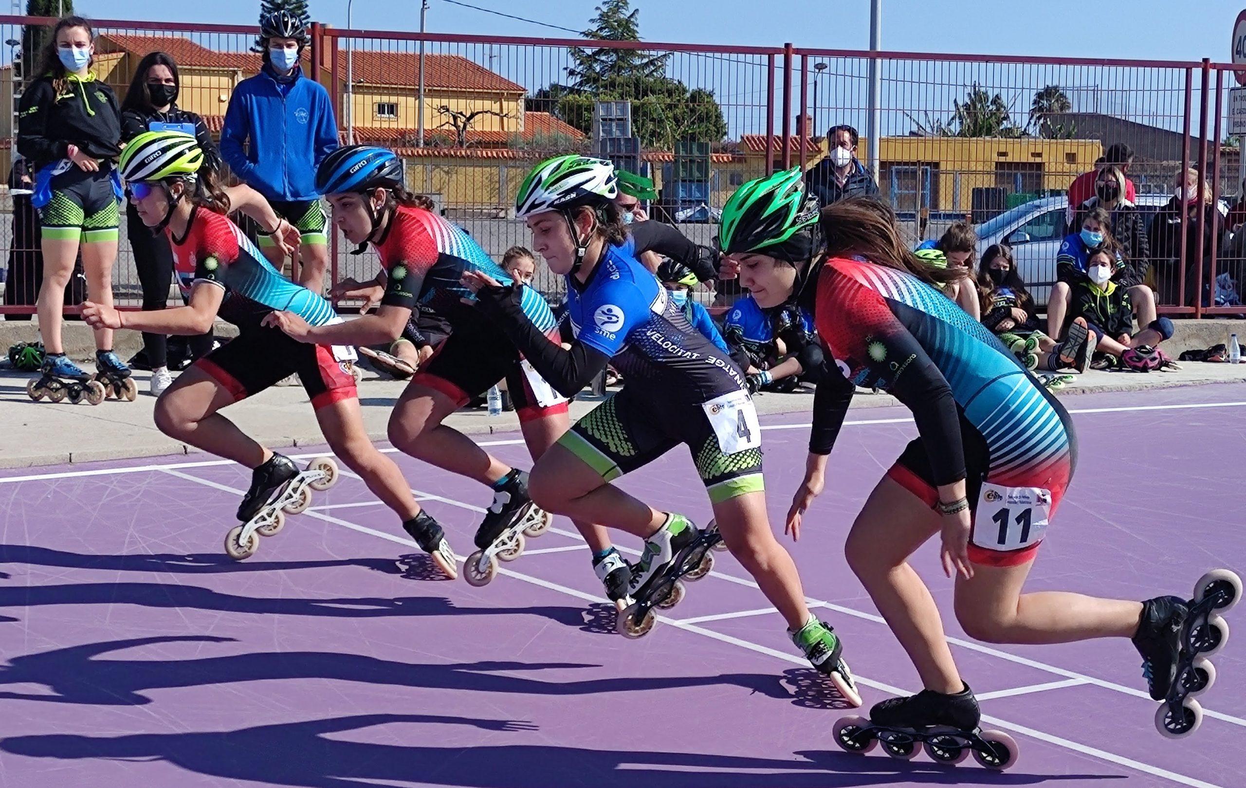 Campeonatos Autonómicos Comunidad Valenciana 2021 Categoría Juvenil Femenino