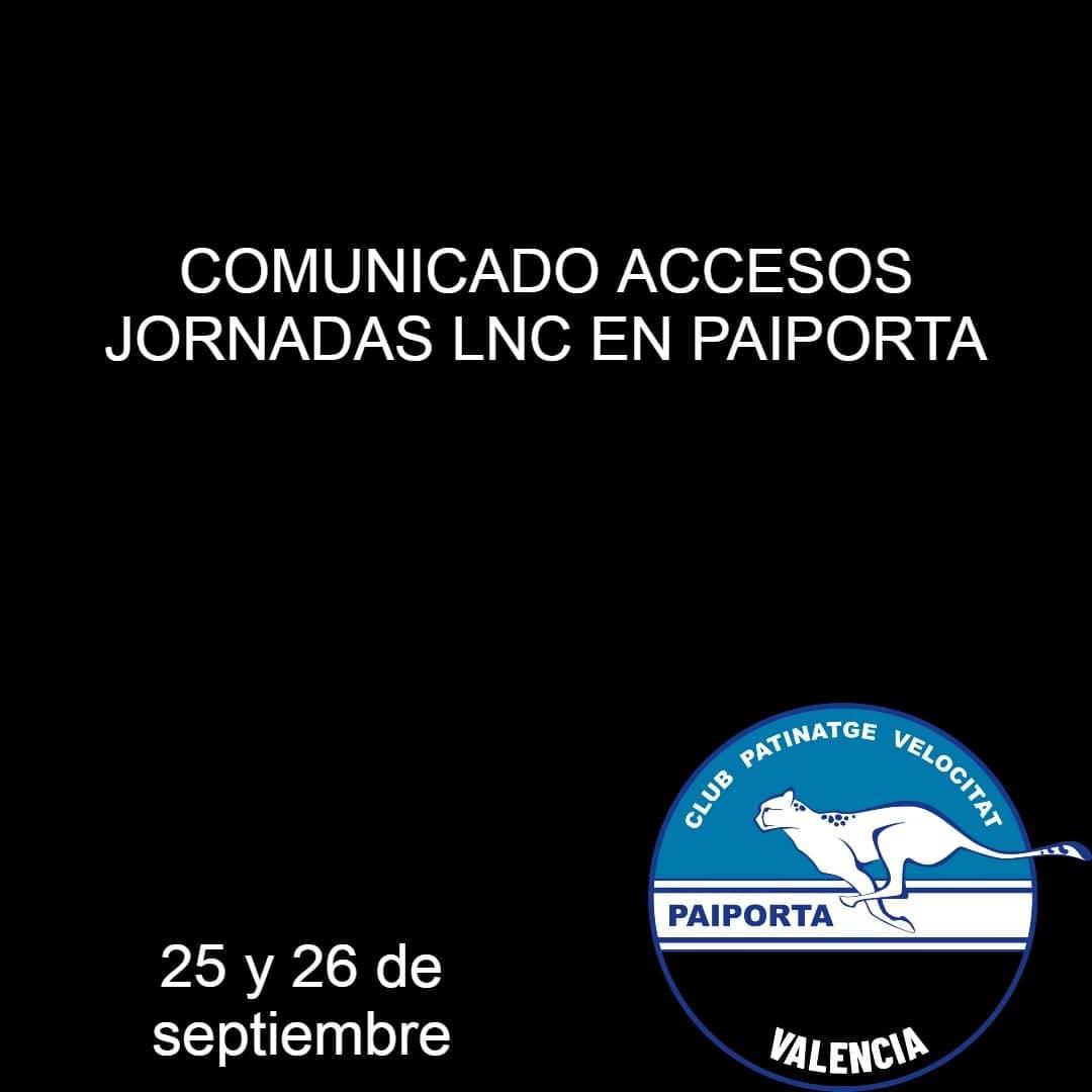Comunicado acceso LNC 2021